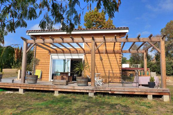 Bois massif naturellement bois constructeur de maison for Interieur maison bois massif