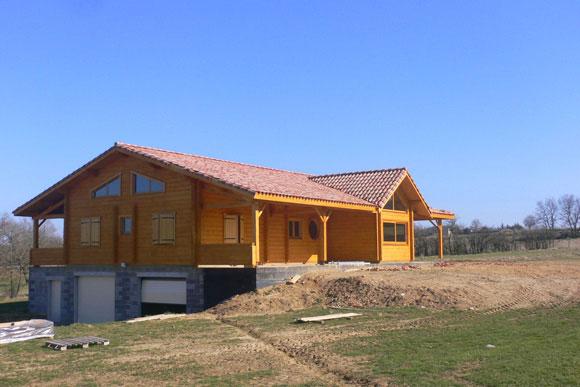 bois massif naturellement bois constructeur de maison bois et extentions dans le sud ouest de. Black Bedroom Furniture Sets. Home Design Ideas