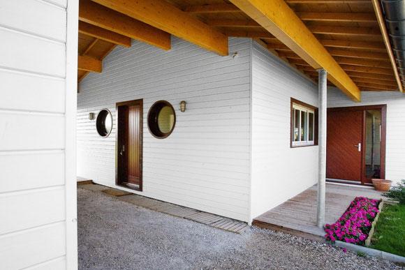 maison ossature bois naturellement bois constructeur de maison bois et extentions dans le. Black Bedroom Furniture Sets. Home Design Ideas
