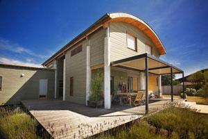 Accueil naturellement bois constructeur de maison bois for Constructeur de maison en bois sud ouest